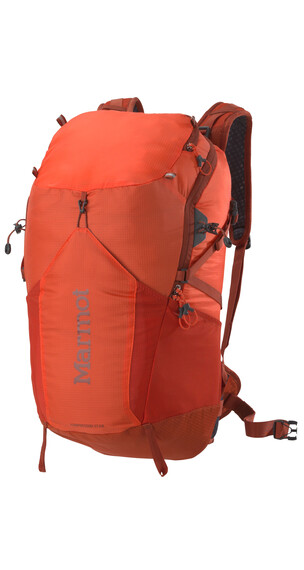 Marmot Kompressor Star 28L Daypack Blaze/Rusted Orange